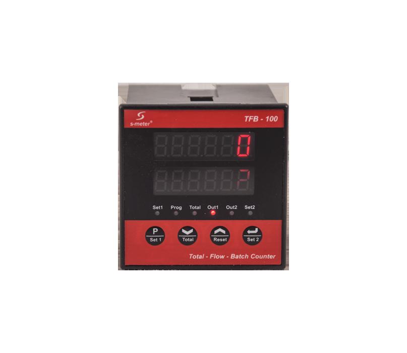 S-Meter TFB-100 Batch ve Akış Göstergeleri_pro2
