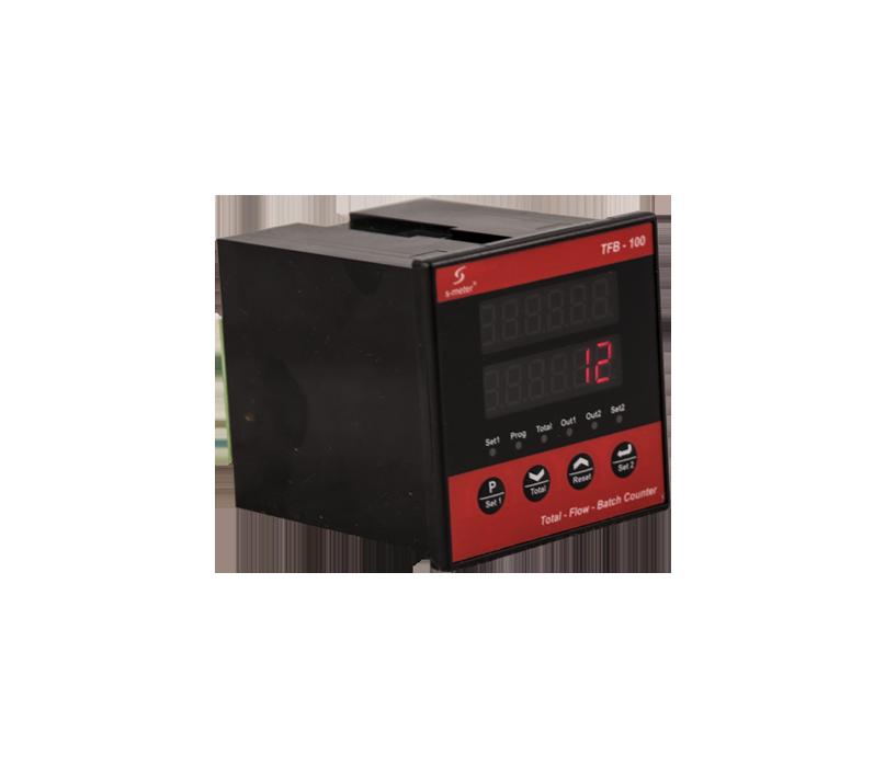 S-Meter TFB-100 Batch ve Akış Göstergeleri_pro3
