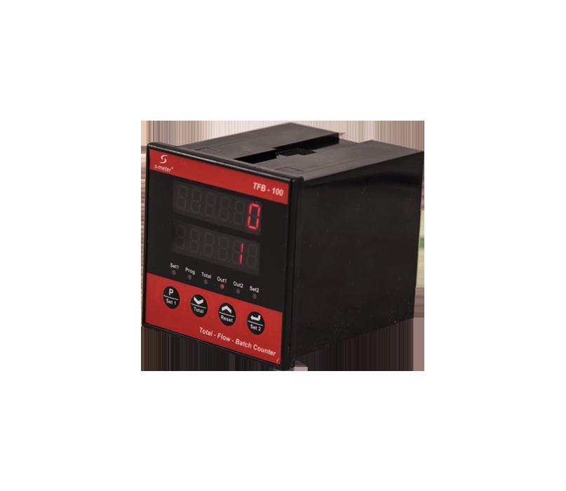S-Meter TFB-100 Batch ve Akış Göstergeleri_pro4